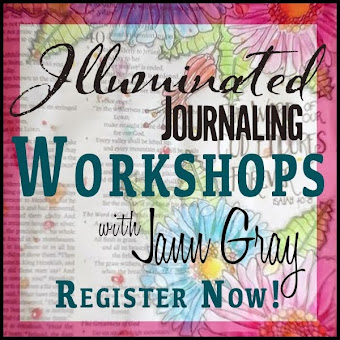 Illuminated Journaling Workshops