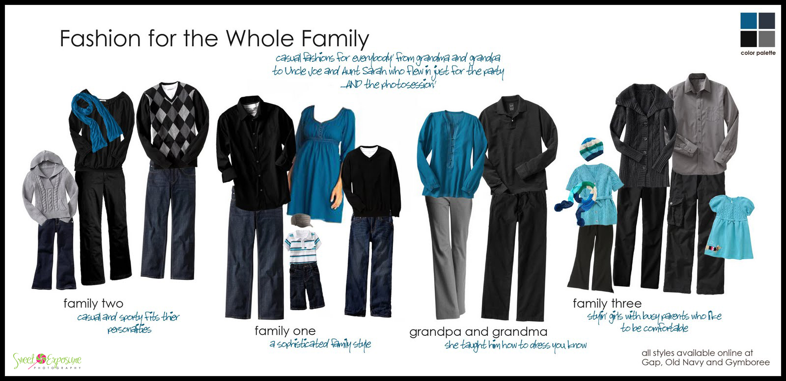 Fall Family Photo Ideas What To Wear Sweet Exposure ...