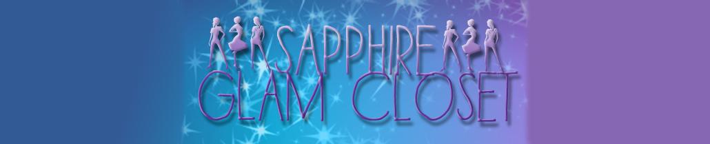 Sapphire Glam Closet