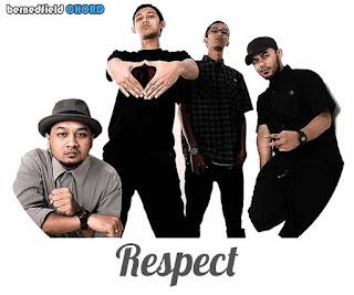 Lirik dan Chord(Kunci Gitar) Bondan F2B ~ Respect
