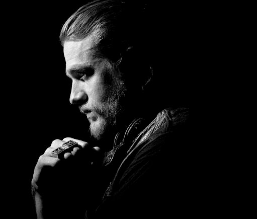 SONS OF ANARCHY -- Charlie Hunnam as Jackson 'Jax' Teller -- CR: James Minchin/FX