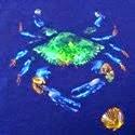 Coastal Watercolors and Fish Art