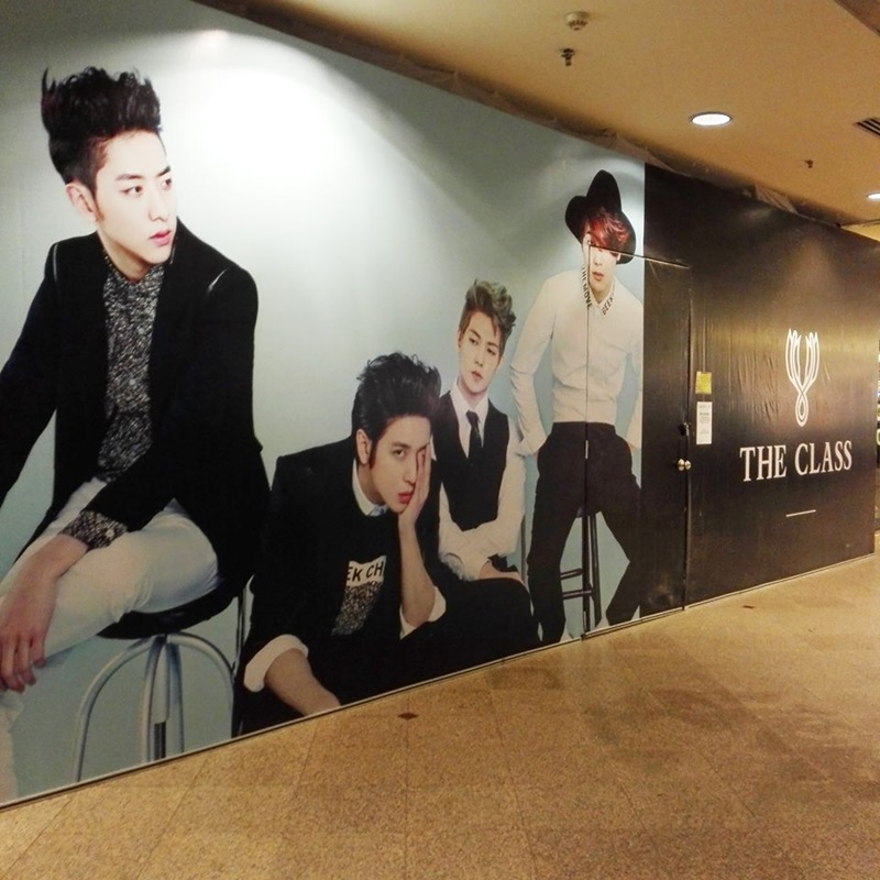 2015, CNBLUE, MIDVALLEY, THE CLASS, MALAYSIA