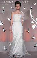 Alvina Valenta Wedding Dress Collection 2012
