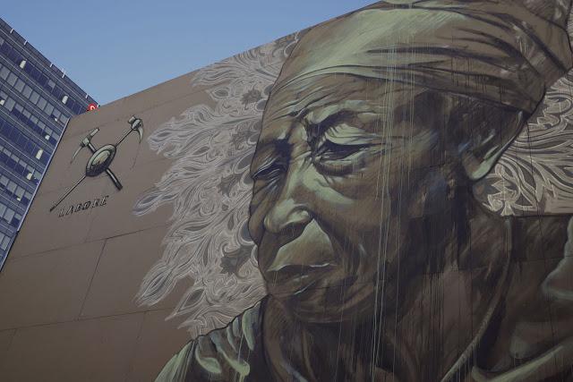 Street Art By Faith47 In Montreal, Canada.2
