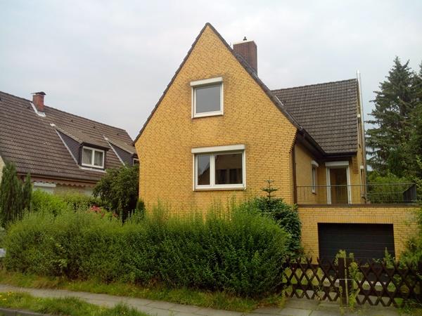 Haus Bernwardkoppel 8 im August 2015