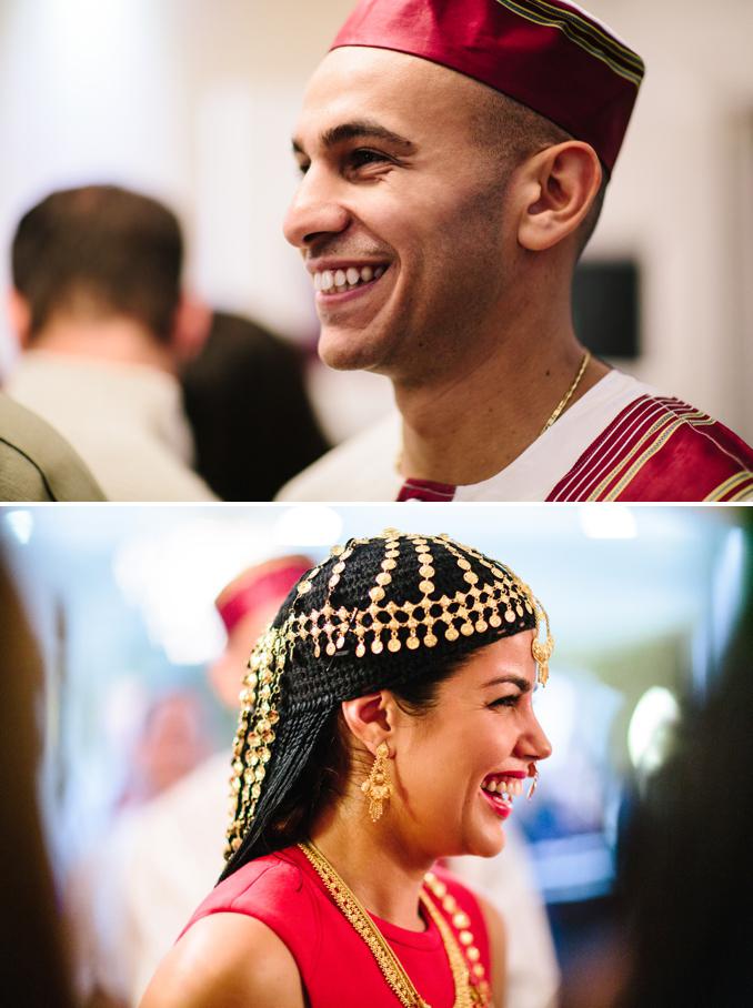 Matt and Gabby's pre-wedding henna ceremony photos by STUDIO 1208