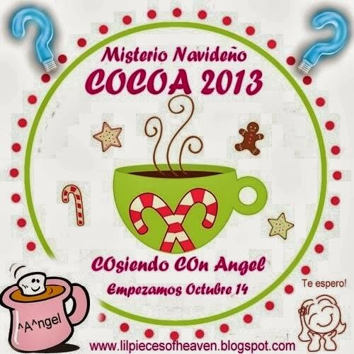 "Misterio navideño "" Cocoa 2013"""