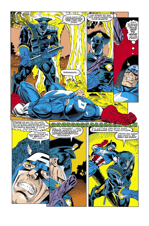 Captain America (1968) Issue #428 #378 - English 22