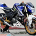 Modifikasi Yamaha Scorpio 2008