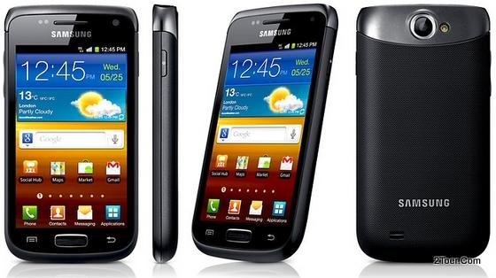 Samsung Galaxy W Wonder GT-I8150 Smartphone