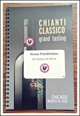 Chianti Classico Grand Tasting, Chicago