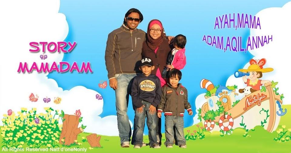 Story mamAdam