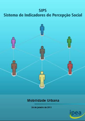 MOBILIDADE URBANA - IPEA