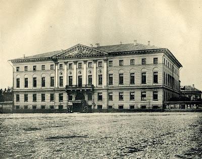 Residencia de los Generales Gobernadores de Moscú 1896 House of Moscow governors-general