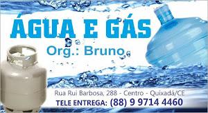 ÁGUA E GÁS - RUI BARBOSA,288,CENTRO