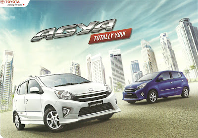 Brosur Astra Toyota Agya