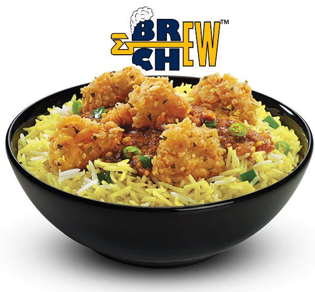 KFC India Popcorn Chicken Rice Bowlz