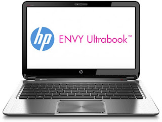 Harga Laptop HP Envy 4-1112TX Sleekbook