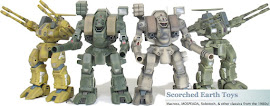Scorched Earth Toys