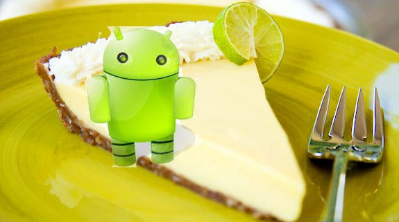 Android Key Lime Pie Дата Выхода