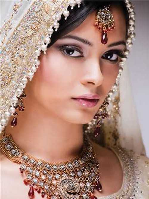 Bridal Makeup Pics Latest : Muslim bridal makeup Bridal Makeup