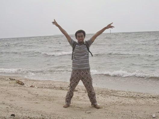 Bebas Lepas, Pulau Bidadari, Kepulauan Seribu