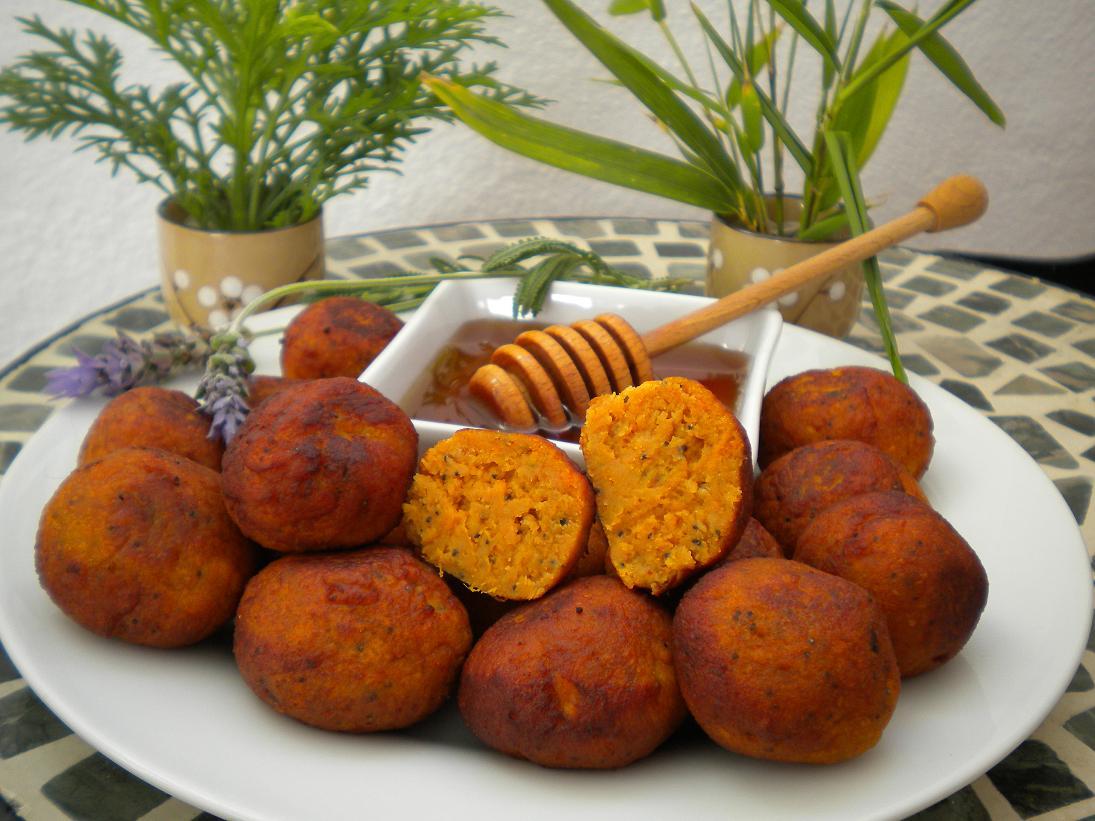 La cocina m gica de manu bu uelos orientales de boniato y - Comodas orientales ...