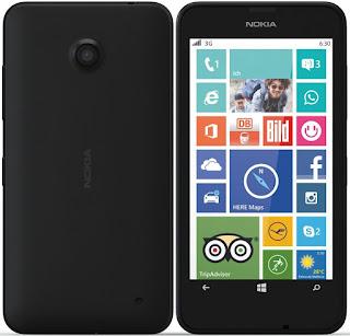 Harga Microsoft Lumia 630 DualTerbaru