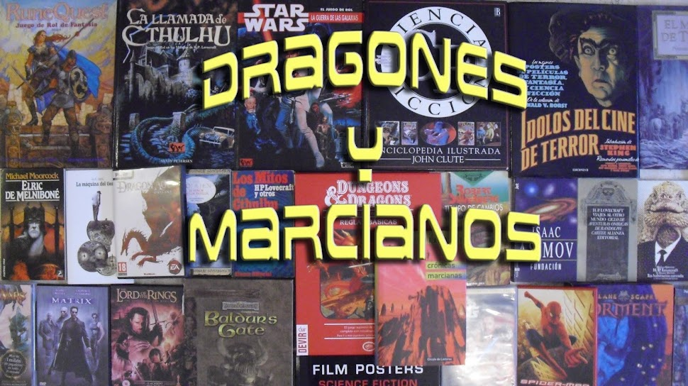 Dragones y Marcianos