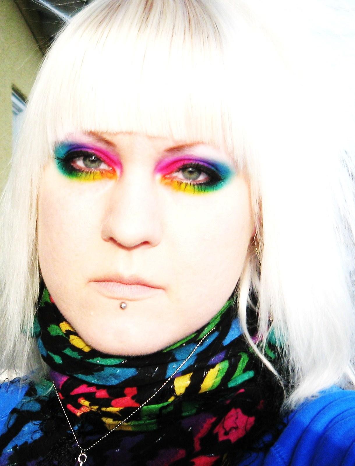 Emmas Make Up Make Up By Me On Me