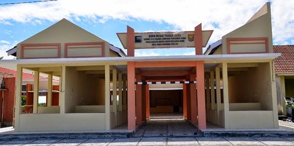 Mulai 2 Februari, PKL, Pasar Pagi dan Angdes Dindahkan ke Terminal Jati