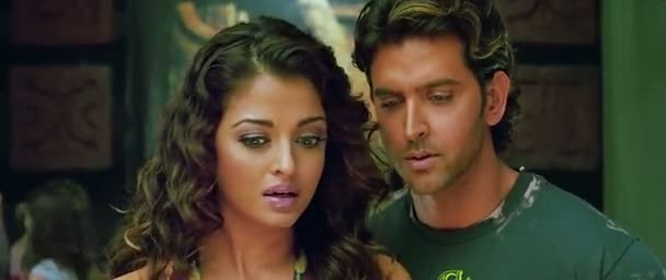 Screen Shot Of Hindi Movie Dhoom 2 2006 300MB Short Size Download And Watch Online Free at worldfree4u.com