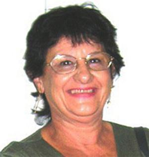 María Rosa Crivelli - Artista plástica