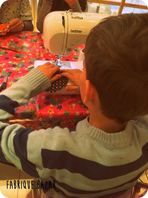 cours de couture enfants toulouse blog creatif fabrique bazar