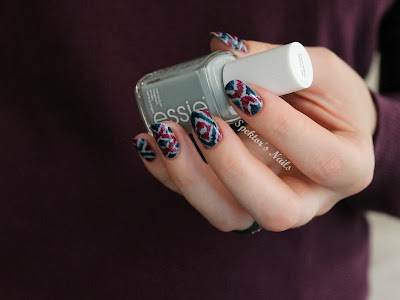 Tribal Nails for Fall