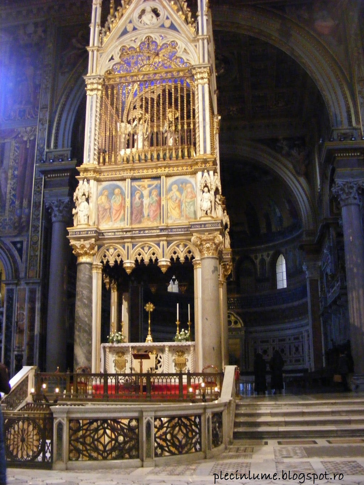 San Giovanni in Laterano in interior