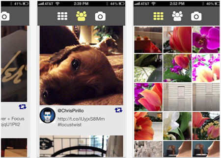 mejora la calidad de tus fotos con Focus Twist - www.dominioblogger.com