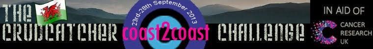 Crudcatcher Coast2Coast Challenge