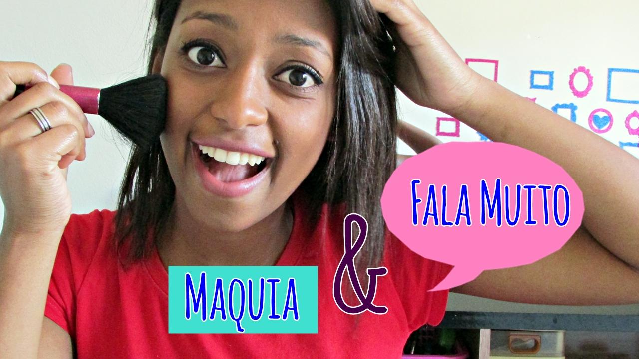 Maquia e fala - #IsaResponde, Beauty Fair, projeto novo, etc.