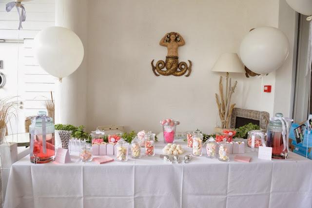 mariage tables de douceurs