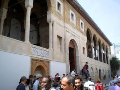 Gran Mezquita Zaytouna, Medina Tunez