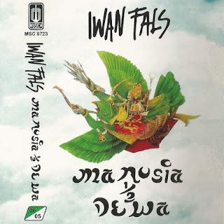 Iwan Fals - Manusia Setengah Dewa (from Manusia 1/2 Dewa)