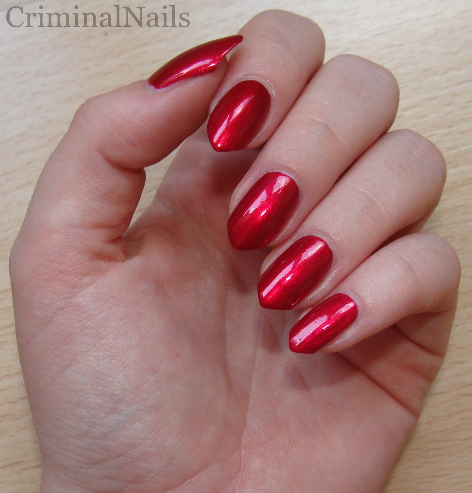 Mish Mash Challenge Least Expensive Polish Opi An Affair In Red Square
