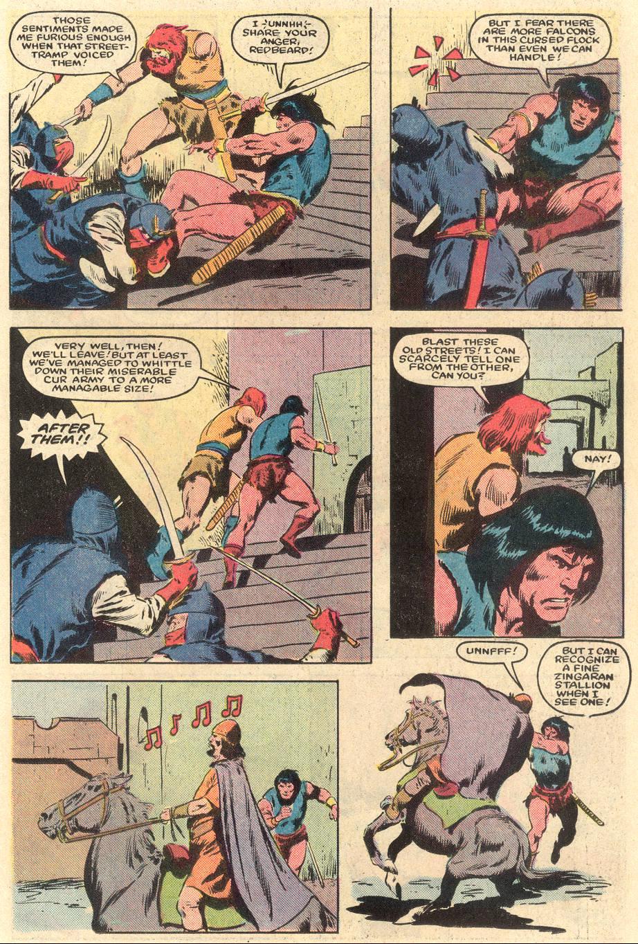 Conan the Barbarian (1970) Issue #162 #174 - English 8