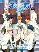 ver anime High School Star Musical Capitulo 2