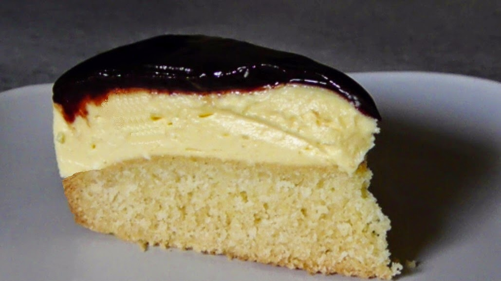EZ Gluten Free: Boston Cream Cheesecake