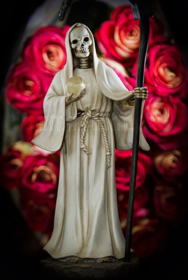 La Santa Muerte Oracion