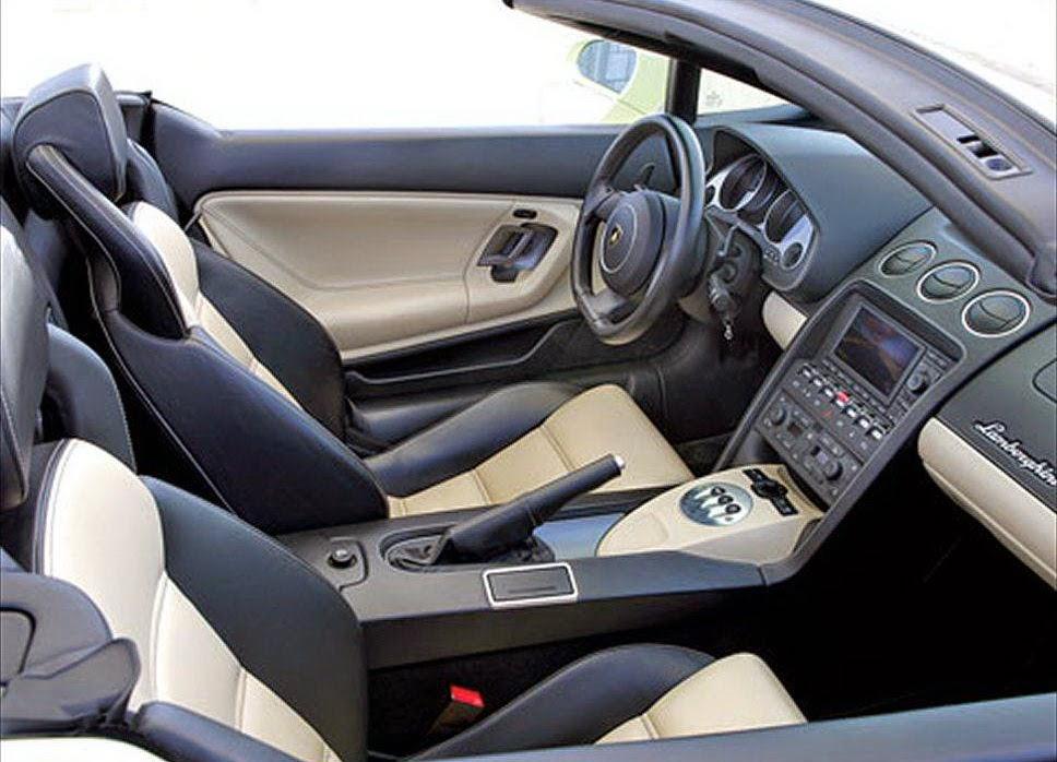 2013 Lamborghini Gallardo Lp570 4 Performante Exterior Interior