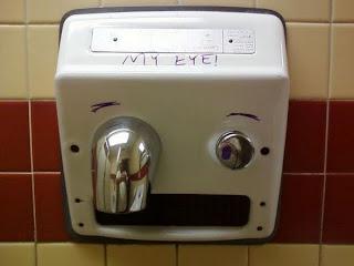 ¡Mi ojo! ¡Mi ojo!